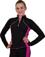 ChloeNoel JS08 Supplex Rider Style Jacket
