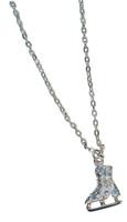 Jerry's #1280 Ice Skate Necklace (Blue)