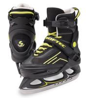 Figure Skates Vibe Adjustable XP1000 - Lime