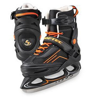 Figure Skates Vibe Adjustable XP1000 - Orange