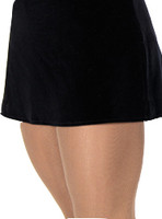 515 Jerry's   Velvet Box Skirts - Black