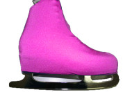 Images on Ice - Boot Cover Fuchsia