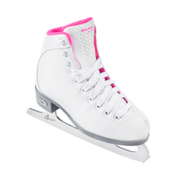 Riedell Model 18 Sparkle Figure Skates