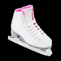 Riedell Model 18 Sparkle Figure Skates