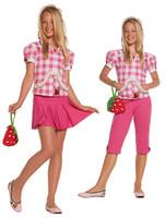 Strawberry Sweetie Costume