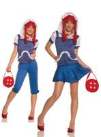 Rag Doll Junior Costume