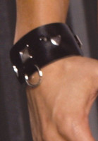 Nails and Ring Wrist Cuffs