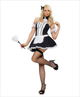 Frenchie Maid