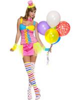 Miss Clowning Around