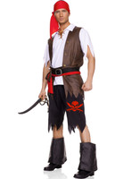 Buccaneer Men's Pirate