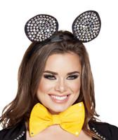 Rhinestone Mouse Ears
