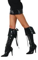 Shiny Boot Cuffs