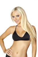 V Shaped Halter Bikini Top