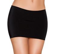 Lycra Mini Skirt
