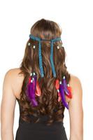 Turquoise Indian Headband