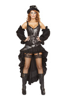 Sexy Steampunk Maiden