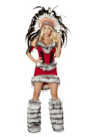 Native American Babe
