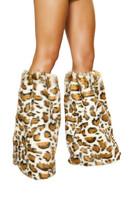 Leopard Leg Warmers