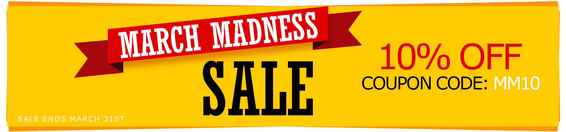 march madness linen sale