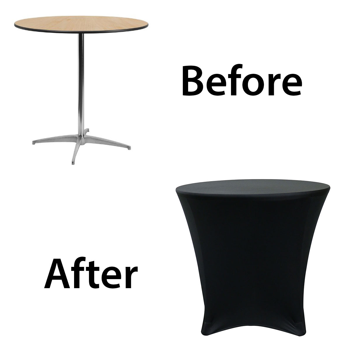 30-30-inch-lowboy-cocktail-spandex-table-covers-black-before-after.jpg