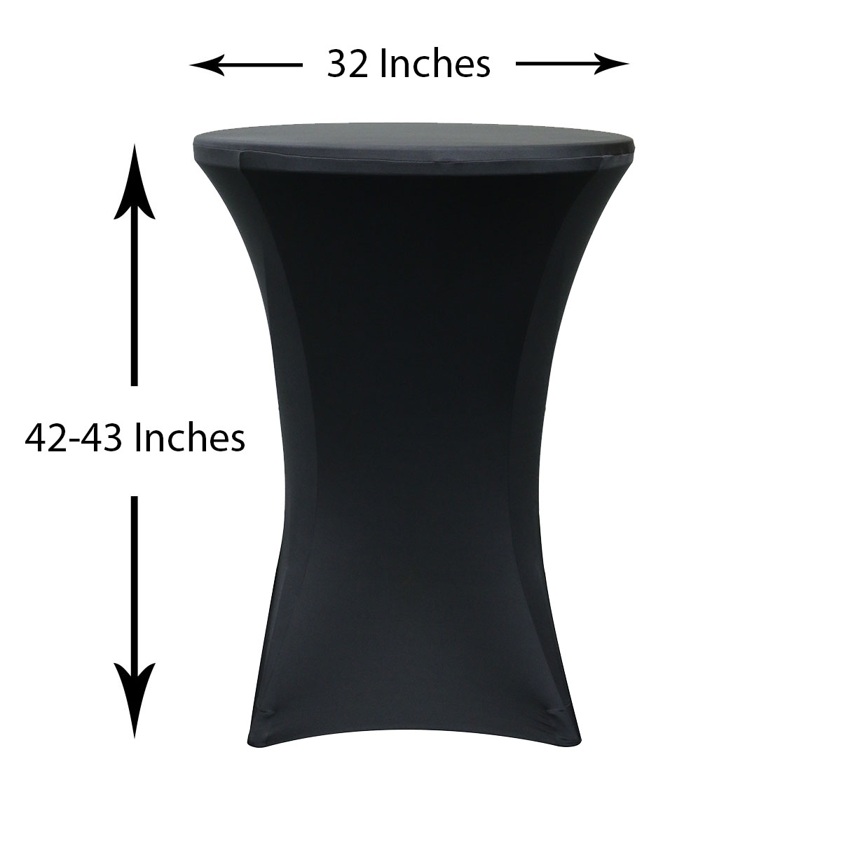 32-inch-highboy-cocktail-spandex-table-covers-black-dimensions.jpg