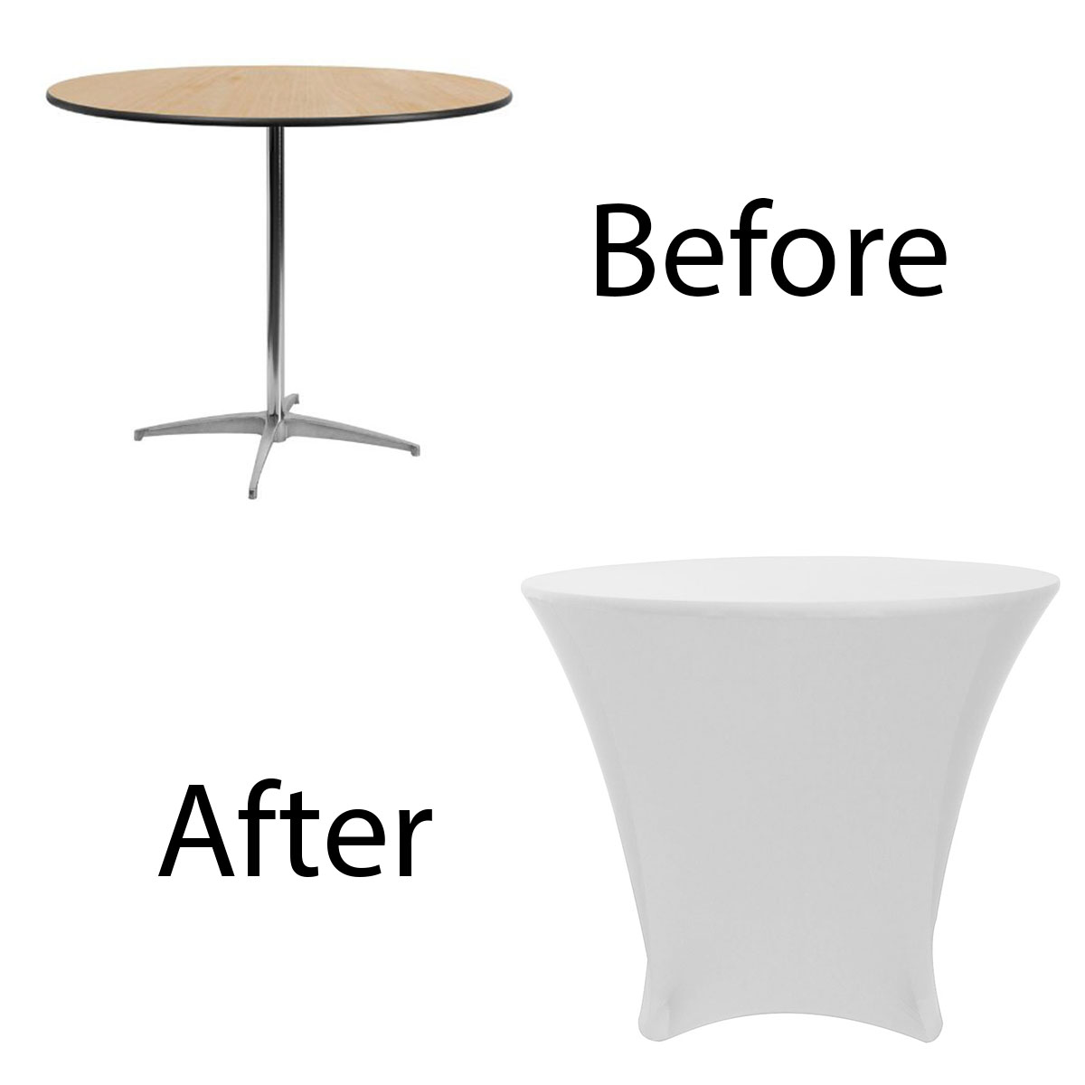 36-30-inch-lowboy-cocktail-spandex-table-covers-white-before-after.jpg