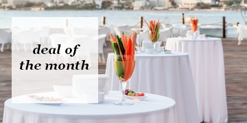 Your Chair Covers - Deal of the Month
