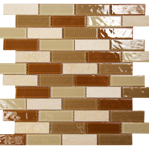 Aqua Series 709 Mosaic Glass Tile