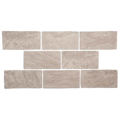 Colorado Twilight 3x6 Porcelain Subway Tile