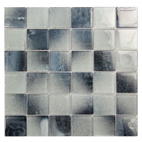 Extant Sky 2x2 Pool Mosaic Glass Tile