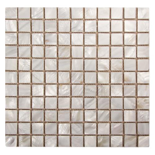 Shell White Mosaic Tile