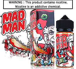 MAD MAN BY JUICE MAN | 100ML