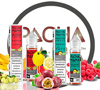 PACHA MAMA | BLOOD ORANGE | PASSION FRUIT | 60ML