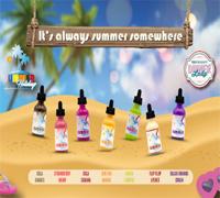 Summer Holidays E-Liquid 60ML