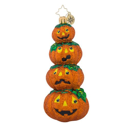 Christopher Radko Mashing Pumpkins