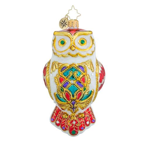 Christopher Radko Owl Fly Away