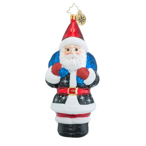 Christopher Radko Glasgow Santa Classic