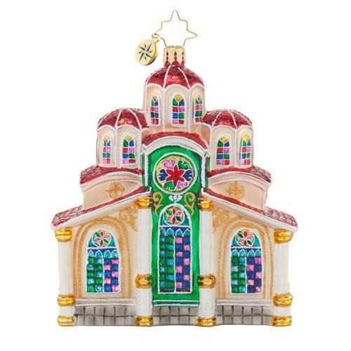 Christopher Radko Holy Sanctuary
