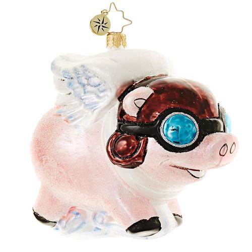 Christopher Radko Pigs are Flying!