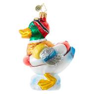 Christopher Radko Quack Attack!