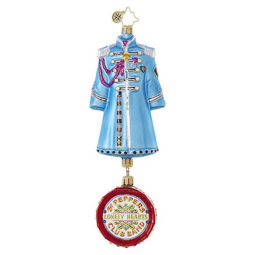 Christopher Radko Paul McCartney's Sgt. Pepper's Coat