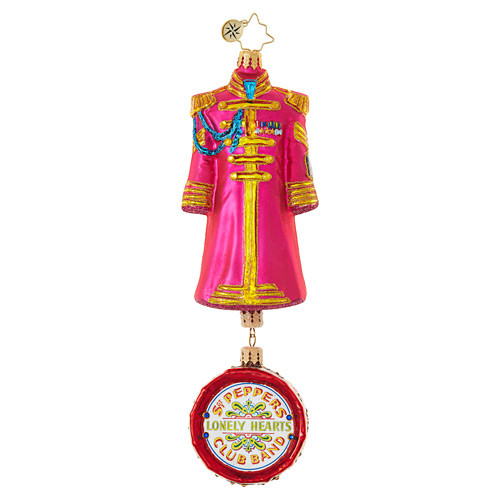 Christopher Radko Ringo Starr's Sgt. Pepper's Coat