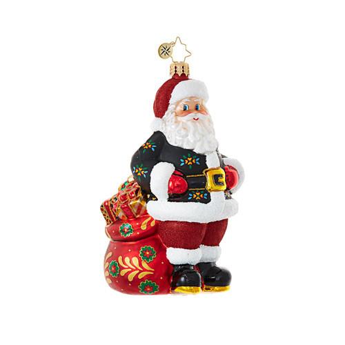 Christopher Radko Der Weihnachtsmann