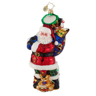 Christopher Radko Gifts Galore  (Santa)