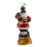 Christopher Radko We Wish You a Merry Christmas (OOTM)