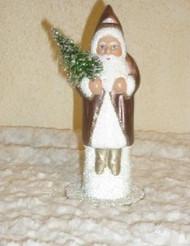 Ino Schaller Santa in Copper