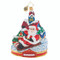 Christopher Radko Santa Snow Day - Ornament of the Month- A Christmas to Remember collection -front