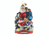 Christopher Radko Holiday Helpers- A Christmas to Remember Collection 2018