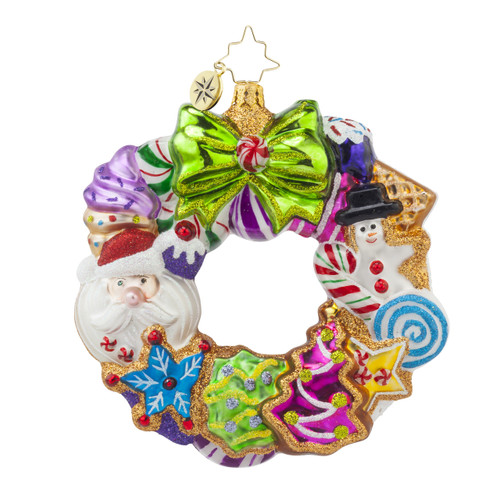 Treats Wreath