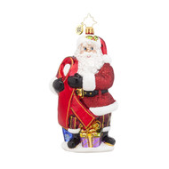 Caring Claus